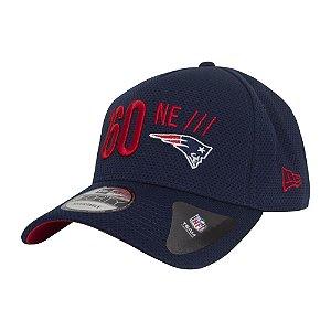 Boné New Era New England Patriots 940 Urban Block Aba Curva