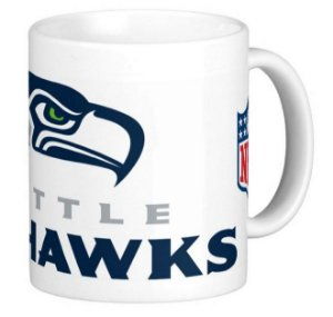 Caneca Seattle Seahawks 2 - NFL