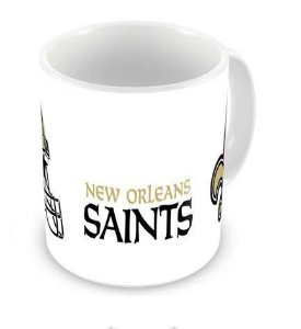 Caneca New Orleans Saints 2 - NFL