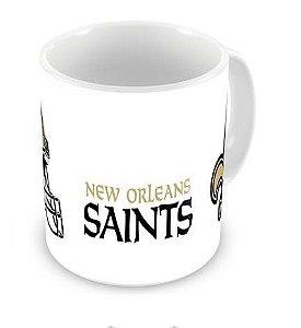 Caneca New Orleans Saints 2 - NFL