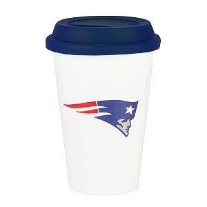 Copo de Café em Cerâmica New England Patriots - NFL