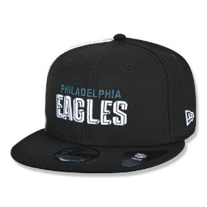 Boné New Era Philadelphia Eagles 950 Draft Font Aba Reta