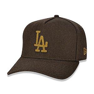 Boné New Era Los Angeles Dodgers 940 A-Frame Heritage Logo