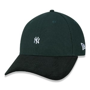 Boné New Era New York Yankees 940 Heritage Micro Aba Curva