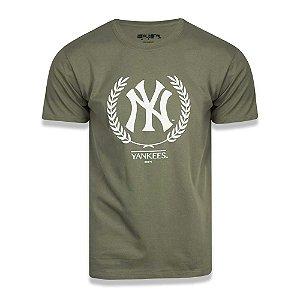 Camiseta New Era New York Yankees Summer Time Crown