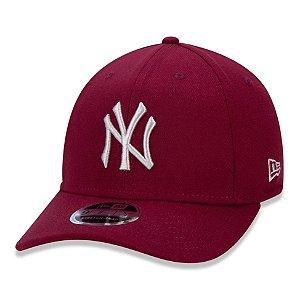Boné New Era New York Yankees 950 Streched Basic Aba Curva