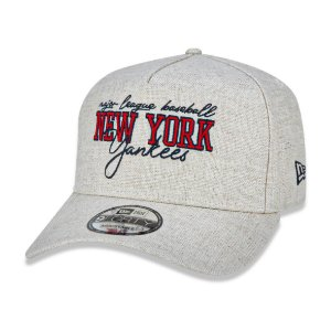 Boné New Era New York Yankees 940 A-Frame Handwriting