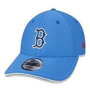 Boné New Era Boston Red Sox 940 Tech Reflective Aba Curva
