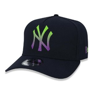 Boné New Era New York Yankees 940 AF Rave Space Gradient