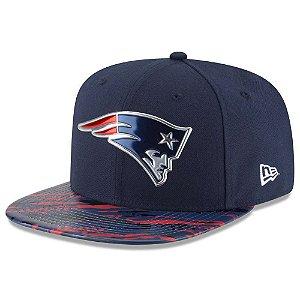 Boné New England Patriots 950 Snapback Color Rush - New Era