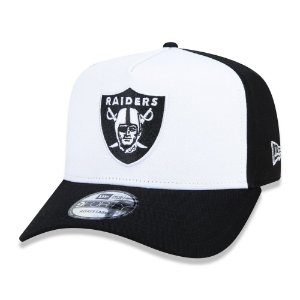Boné New Era Las Vegas Raiders 940 A-frame Core Stamp