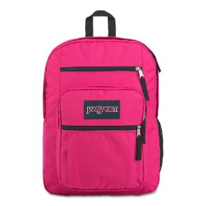 Mochila JanSport Big Student Pink 34 Litros