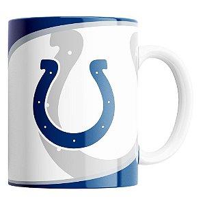 Caneca NFL Indianapolis Colts de Porcelana 325ml