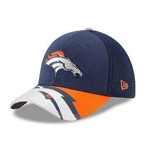 46c4dce64aa57 Boné Denver Broncos Draft 2017 On Stage 3930 - New Era