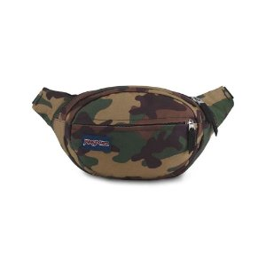 Pochete JanSport Fifth Avenue Camuflado 2,5 Litros