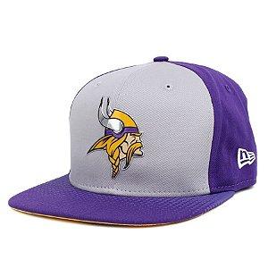 Boné Minnesota Vikings DRAFT Collection 950 Snapback - New Era