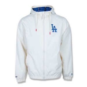 Jaqueta Corta Vento New Era Los Angeles Dodgers College