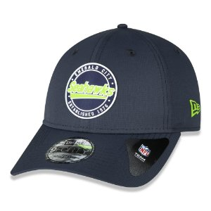 Boné New Era Seattle Seahawks 940 A-frame Core City
