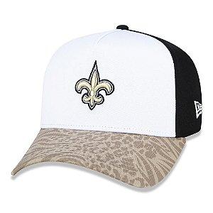 Boné New Era New Orleans Saints 940 A-frame Extra Fresh