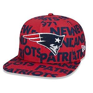 Boné New Era New England Patriots 950 Logomania All Big