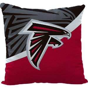 Almofada Atlanta Falcons NFL Big Logo Futebol Americano
