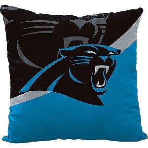 Almofada Carolina Panthers NFL Big Logo Futebol Americano