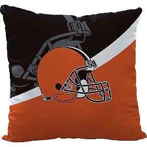 Almofada Cleveland Browns NFL Big Logo Futebol Americano