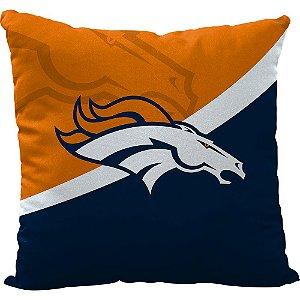 Almofada Denver Broncos NFL Big Logo Futebol Americano