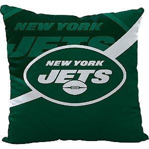 Almofada New York Jets NFL Big Logo Futebol Americano