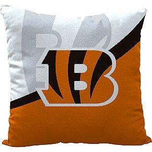 Almofada Cincinnati Bengals NFL Big Logo Futebol Americano