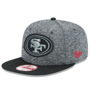 Boné San Francisco 49ers 950 Snapback Gray Collection - New Era