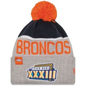 Gorro Touca Denver Broncos Sport Knit 15 - New Era