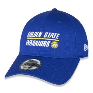 Boné New Era Golden State Warriors 920 Sport Half Aba Curva