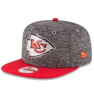Boné Kansas City Chiefs 950 Snapback DRAFT 2016 - New Era