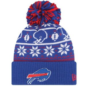 Gorro Touca Buffalo Bills Sweater Chill - New Era