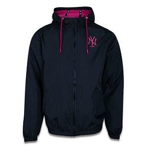 Jaqueta Corta Vento New Era New York Yankees Sazonal Quad