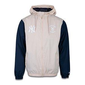 Jaqueta Corta Vento New Era New York Yankees MLB College Bat