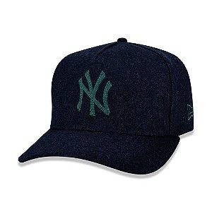 Boné New Era New York Yankees MLB 940 A-Frame Heritage Logo