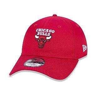 Boné New Era Chicago Bulls NBA 920 Sport Special Vermelho