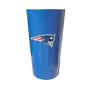 Copo De Suco New England Patriots NFL Calderetta 500ml Azul