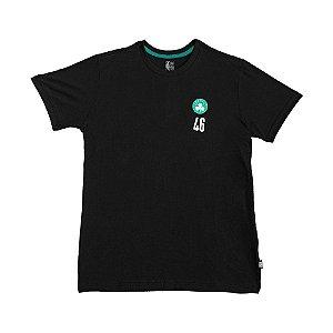 Camiseta NBA Boston Celtics Estampada Preto
