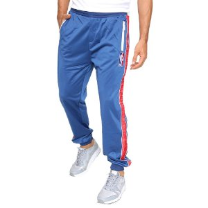 Calça NBA Sintética Logoman Active Azul