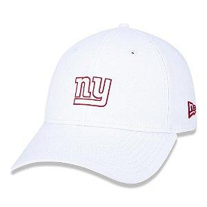 Boné New Era New York Giants NFL 920 Tech Logo Aba Curva