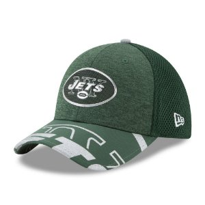 Boné New York Jets Draft 2017 On Stage 3930 - New Era