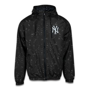 Jaqueta Corta Vento New Era New York Yankees MLB Space Glow
