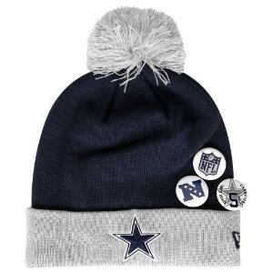 Gorro Dallas Cowboys NFL Status Pin - New Era