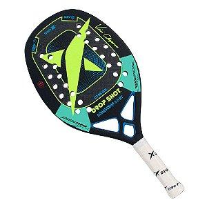 Raquete Beach Tennis Drop Shot Conqueror BT 6.0 Carbono