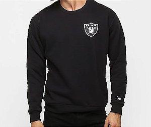 Casaco Moletom Oakland Raiders Score NFL - New Era