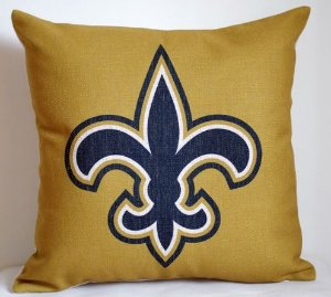 Almofada New Orleans Saints - NFL