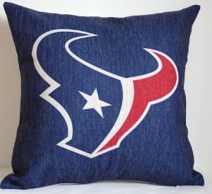 Almofada Houston Texans - NFL
